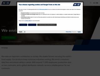 k-plus-s.com screenshot