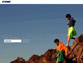 k-way.com screenshot