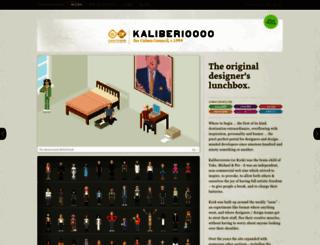 k10k.net screenshot
