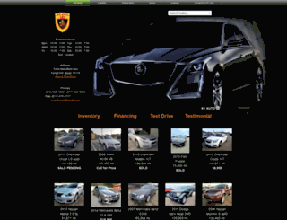 k1autosales.com screenshot