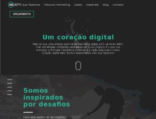 k2comunicacao.com.br screenshot