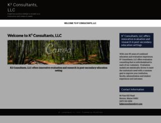 k2consultants.net screenshot