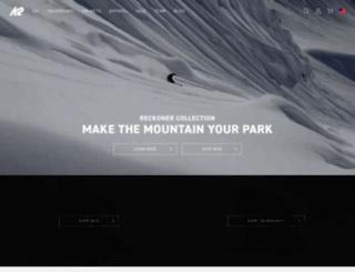 k2skis.com screenshot
