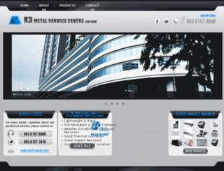 k3metal.com.my screenshot