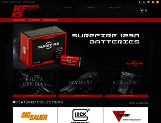 k5arms.us screenshot