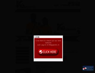 k9apparels.com screenshot