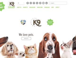k9competition.com screenshot