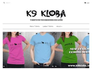 k9kloba.com screenshot