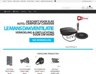 k9shop-totaal.nl screenshot