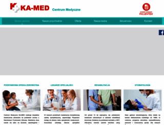 ka-med.pl screenshot