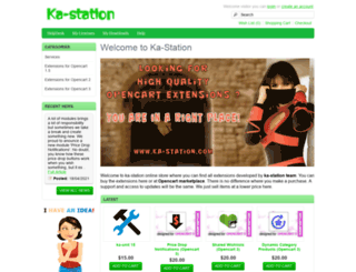 ka-station.com screenshot