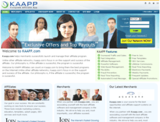 kaapp.com screenshot