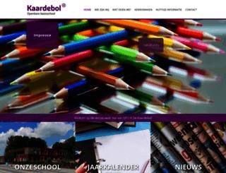 kaardebol-culemborg.nl screenshot