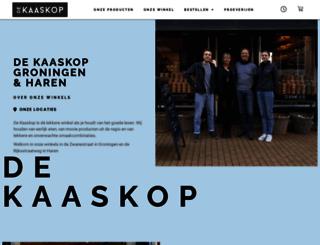 kaaskopgroningen.nl screenshot