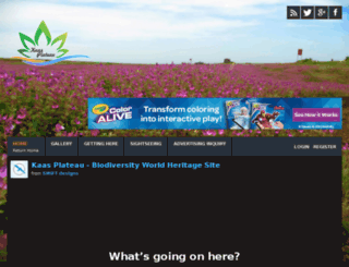 kaasplateau.in screenshot