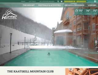 kaatskillmtnclub.com screenshot