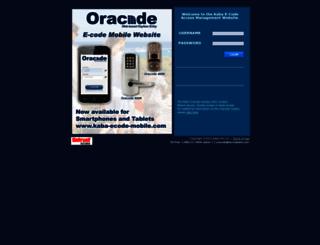 kaba-ecode.com screenshot