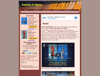 kababomatic.com screenshot