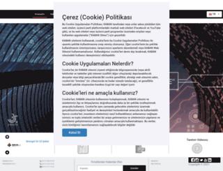 kaban.com.tr screenshot