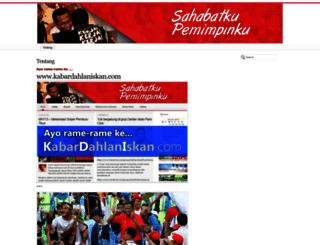 kabardahlaniskan.wordpress.com screenshot