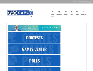 kabc.listenernetwork.com screenshot