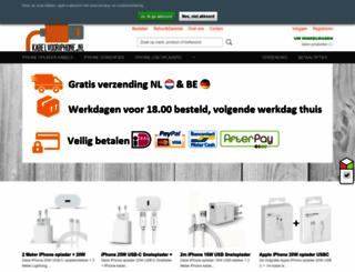 kabelvooriphone.nl screenshot