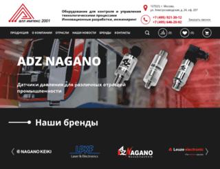 kabina-vanna.ru screenshot