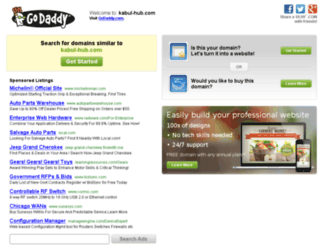 kabul-hub.com screenshot