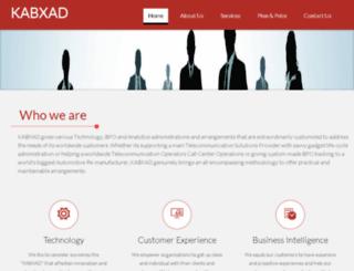 kabxad.com screenshot