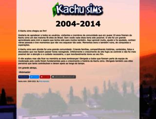 kachusims.net screenshot