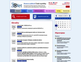 kacr.cz screenshot