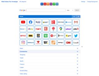 kadaza.ca screenshot