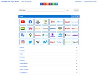kadaza.com.ar screenshot