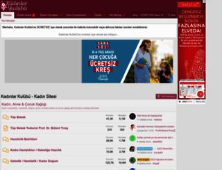 kadinlarkulubu.tv screenshot