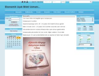 kadiraktas.denemepaketi.com screenshot