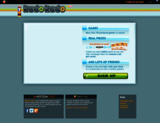 kadokado.com screenshot