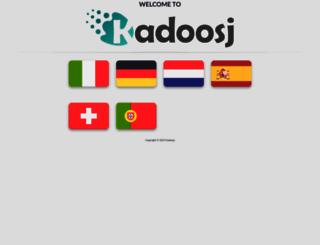 kadoosj.com screenshot
