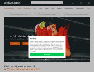 kadoshop.nl screenshot