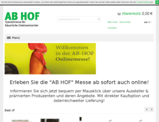kaernten.myproduct.at screenshot