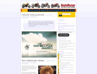 kafemotor.wordpress.com screenshot