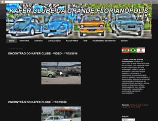 kaferclube.blogspot.com.br screenshot