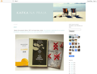 kafkanapraia.blogspot.com screenshot