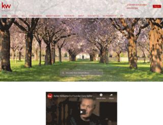 kageyama.kwrealty.com screenshot