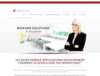 kagisointeractive.com screenshot