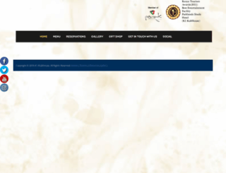 kahamahotel.co.ke screenshot