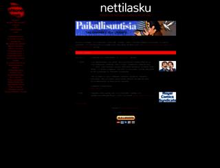 kahkonen.com screenshot