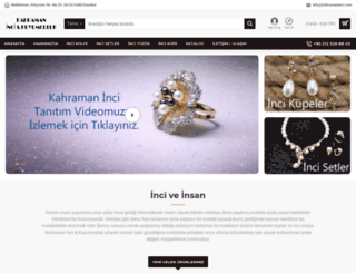 kahramaninci.com screenshot