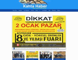 kahta.com.tr screenshot