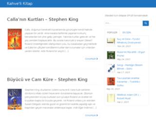 kahvelikitap.org screenshot