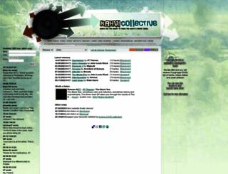 kahvi.org screenshot